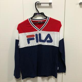 フィラ(FILA)のFILA Tシャツ(Tシャツ(長袖/七分))