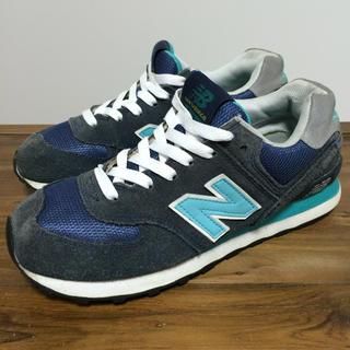 ニューバランス(New Balance)のニューバランス 574 25cm (スニーカー)
