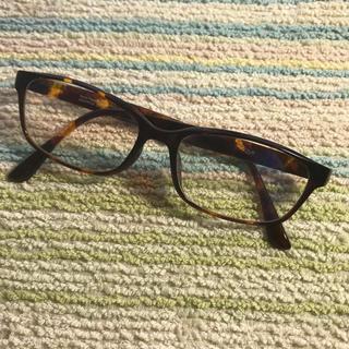 ゾフ(Zoff)の【要コメント】ブルーライト用pc眼鏡(サングラス/メガネ)