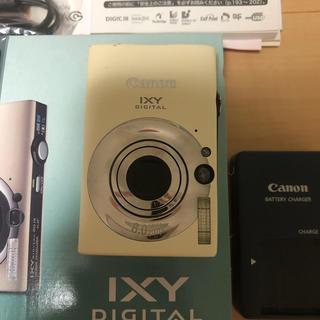 キヤノン(Canon)の【動作確認済】Canon デジカメ(コンパクトデジタルカメラ)