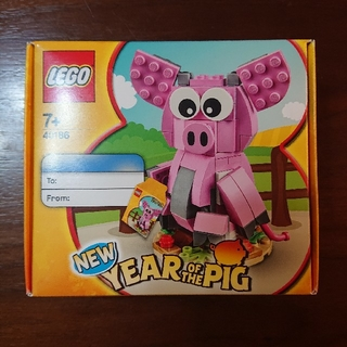 Lego - LEGO NEW YEAR OF THE PIG 40186 豚 ブタ 非売品