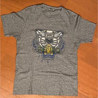 ケンゾー(KENZO)のKENZO Tシャツ グレー プリント(Tシャツ/カットソー(半袖/袖なし))