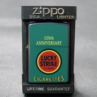 ジッポー(ZIPPO)のzippo LUCKY STRIKE  125th ANNIVERSARY(タバコグッズ)