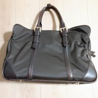 ユナイテッドアローズ(UNITED ARROWS)のUNITED ARROWS 茶色 トートバッグ(ビジネスバッグ)