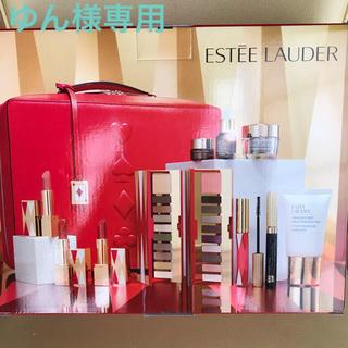 エスティローダー(Estee Lauder)のエスティーローダーの2019クリスマス限定コフレ(メイクボックス)