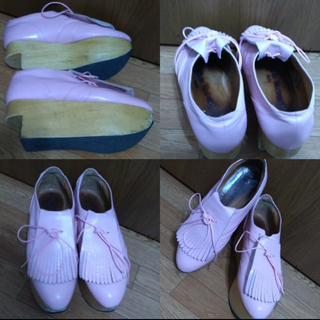 ヴィヴィアンウエストウッド(Vivienne Westwood)の【期間限定お値下げ】Vivienne westwood ロッキンホース(ローファー/革靴)