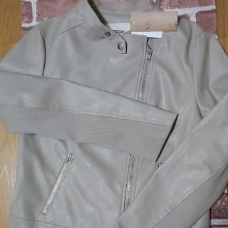 オゾック(OZOC)のライダース ジャケット(テーラードジャケット)