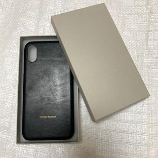 エンダースキーマ(Hender Scheme)のhenderscheme エンダースキーマ iphone x アイフォンケース(キーホルダー)