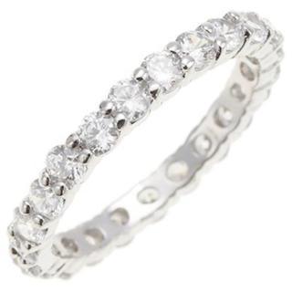 ★たなさま専用★ 指輪 フルエタニティ G11号/H15号 2点ご購入(リング(指輪))