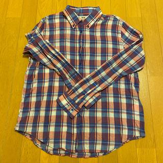 アクネ(ACNE)のACNE チェックシャツ(シャツ/ブラウス(長袖/七分))