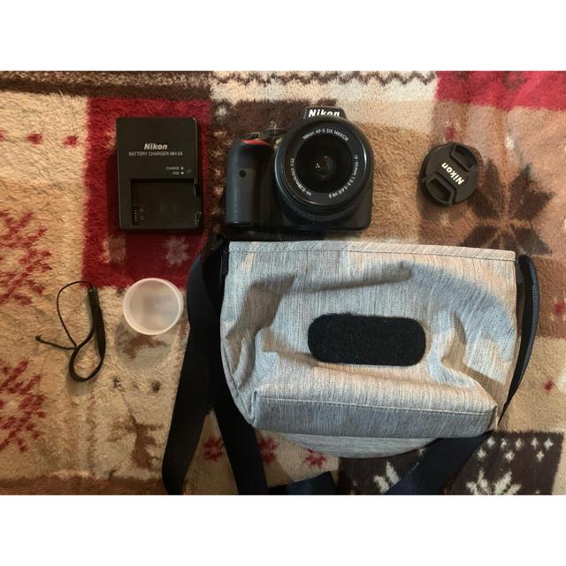 Nikon(ニコン)のNikon D3300 スマホ/家電/カメラのカメラ(デジタル一眼)の商品写真