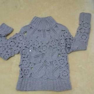 アレキサンダーマックイーン(Alexander McQueen)のセーター(ニット/セーター)