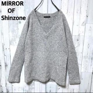 シンゾーン(Shinzone)のMIRROR OF Shinzoneミラーオブシンゾーン ニット カシミヤ100(ニット/セーター)