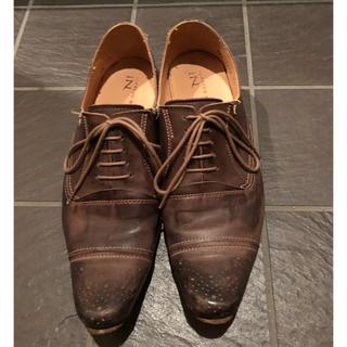 alfredoBANNISTER - アルフレッドバニスター 革靴(カジュアルシューズ)