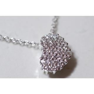 ポンテヴェキオ(PonteVecchio)の750 WG ポンテヴェキオ ダイヤモンド パヴェ ネックレス 0.48ct (ネックレス)