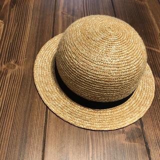 コドモビームス(こどもビームス)のカンカン帽 麦わら帽子 ハット CLASKA(帽子)