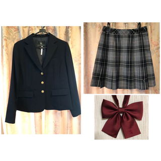 ザスコッチハウス(THE SCOTCH HOUSE)のthe scotch house 卒業式 フォーマル 制服 セット(ドレス/フォーマル)