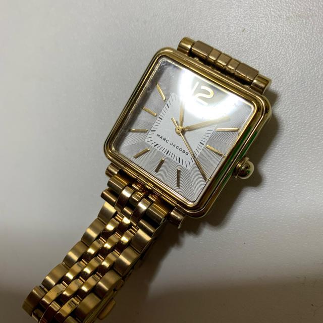 ロレックス 時計 安い順 、 MARC JACOBS - MARC JACOBS 腕時計の通販