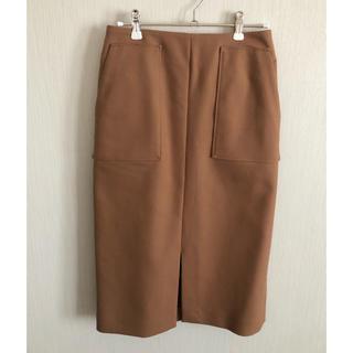 デミルクスビームス(Demi-Luxe BEAMS)のビームス デミルクス タイトスカート(ひざ丈スカート)