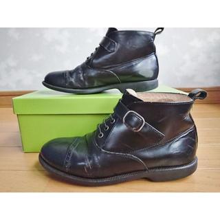 ハルタ(HARUTA)の【送料込】HARUTA本革靴ハイカット黒20.0cm格安で!(フォーマルシューズ)
