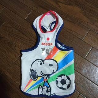 新品  クリエイティブヨーコ スヌーピー サッカーランニング(犬)