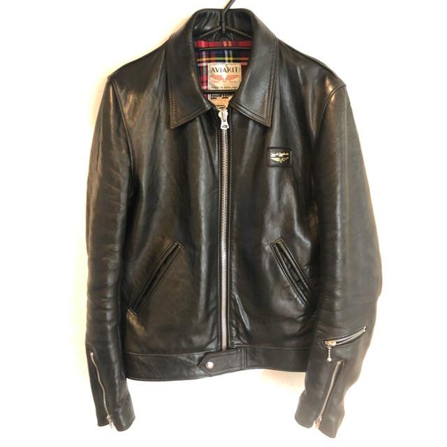 Lewis Leathers(ルイスレザー)のLewis Leathers 38 メンズのジャケット/アウター(レザージャケット)の商品写真