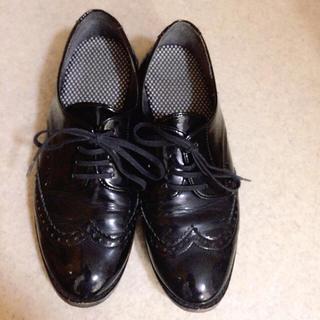 リゾイ(REZOY)のレースアップシューズ(ローファー/革靴)