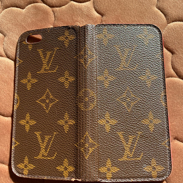 LOUIS VUITTON - ルイヴィトンiPhone6の通販