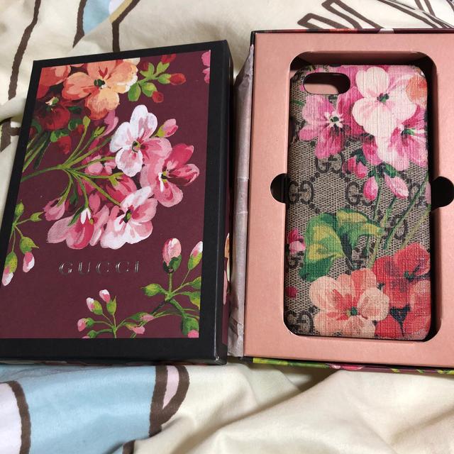 Iphone 8 plusケース | Gucci - GUCCI iPhoneケース 6.7.8の通販
