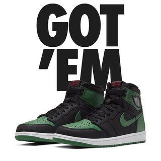 ナイキ(NIKE)のNIKE AIR JORDAN 1 RETRO HIGH OG 30cm AJ1(スニーカー)