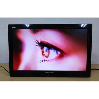 ミツビシデンキ(三菱電機)の三菱REAL 19型LEDテレビ DSM-19L3 スタンド無し(テレビ)
