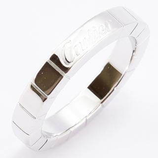 カルティエ(Cartier)のカルティエ リング ラニエール  指輪 K18 750 #46 約6号(リング(指輪))