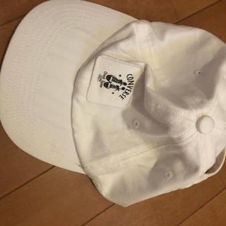 コンバース(CONVERSE)のキャップ 帽子 コンバース 白(キャップ)