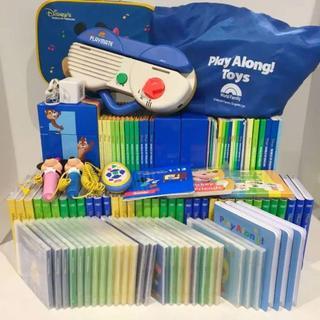 【未使用多数】2012年購入!ディズニー英語システム ミッキーパッケージ