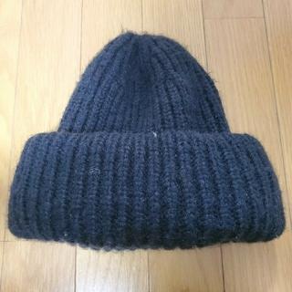 ピースマイナスワン(PEACEMINUSONE)のg-dragon着用 ニット帽(ニット帽/ビーニー)