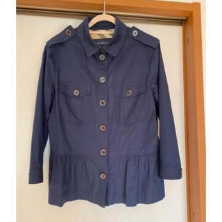 バーバリー(BURBERRY)の美品 バーバリーロンドン 春ジャケット 春コート スプリング ジャケット (スプリングコート)
