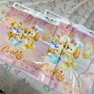 ダッフィー(ダッフィー)の香港ディズニー クッキーandダッフィ ショップ袋13枚(ショップ袋)