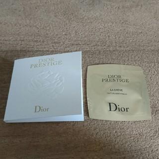 ディオール(Dior)のDior プレステージ ラ クリーム プレステージ ユイル ド ローズ 美容液(その他)