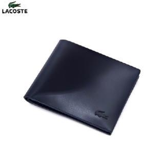 ラコステ(LACOSTE)のLACOSTE ラコステ 折り 財布 メンズ 新品(折り財布)