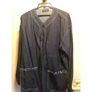 ヨウジヤマモト(Yohji Yamamoto)のヨウジヤマモト デニムジャケット S'yte(Gジャン/デニムジャケット)
