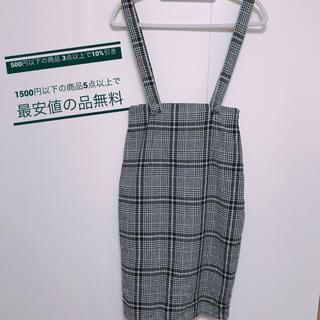 アナップ(ANAP)の近日削除 サロペットスカート(ひざ丈スカート)