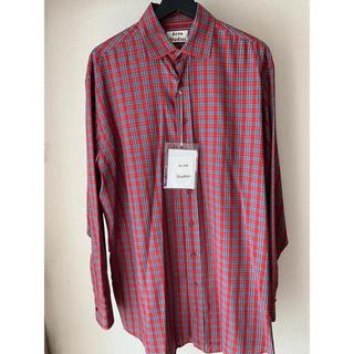 アクネ(ACNE)の定価37800円18ss acne atlent pyjama 44(シャツ)