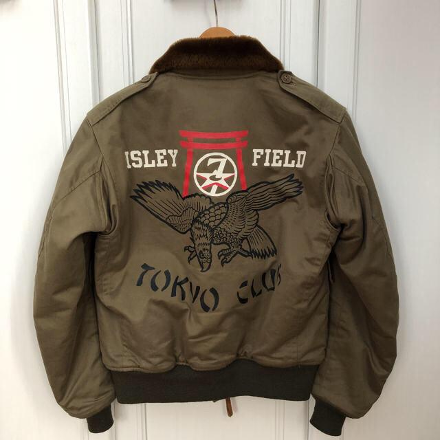 Buzz Rickson's(バズリクソンズ)のバズリクソンズ B-10 別注モデル TOKYO CLUB メンズのジャケット/アウター(フライトジャケット)の商品写真