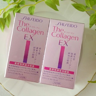シセイドウ(SHISEIDO (資生堂))の資生堂のザ・コラーゲンEX(タブレット)V(ビタミン)