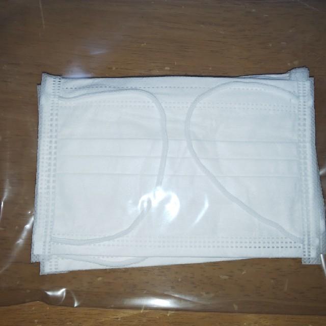 マスク 見た目 - 不織布マスク10枚の通販 by ビタミンM's shop