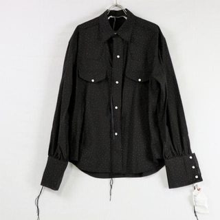 アンユーズド(UNUSED)の【Midorikawa】Western Shirt(シャツ)