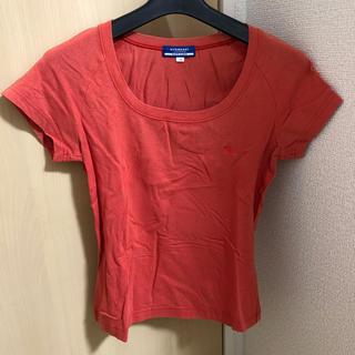 バーバリーブラックレーベル(BURBERRY BLACK LABEL)のバーバリーTシャツ(Tシャツ(半袖/袖なし))