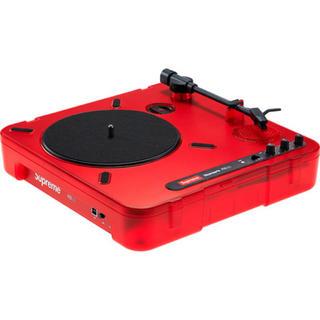 シュプリーム(Supreme)の5 Supreme Numark PT01 Portable Turntable(ターンテーブル)