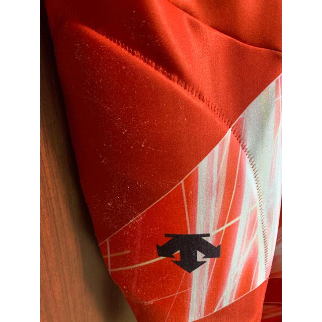DESCENTE(デサント)のDESCENTE ジュニア GS ワンピース/スキー用レーシングスーツ150 スポーツ/アウトドアのスキー(ウエア)の商品写真