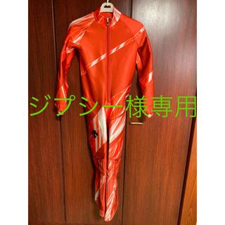 DESCENTE - DESCENTE ジュニア GS ワンピース/スキー用レーシングスーツ150
